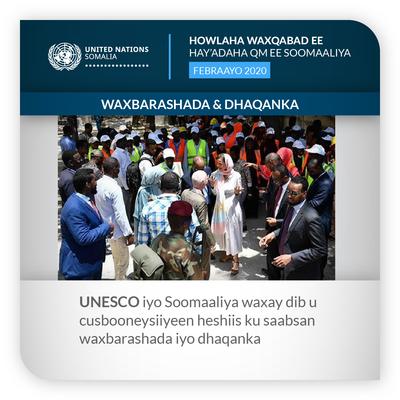 ROUNDUP UNESCO FEB 2020 som