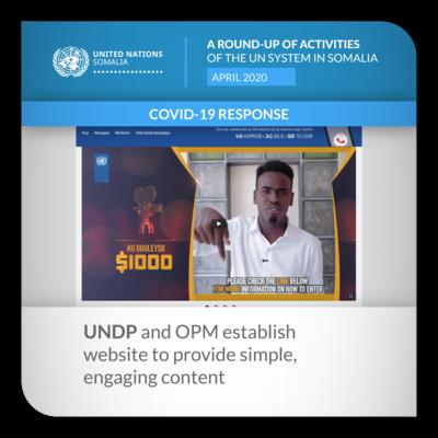 ROUNDUP UNDP UNDP 2020