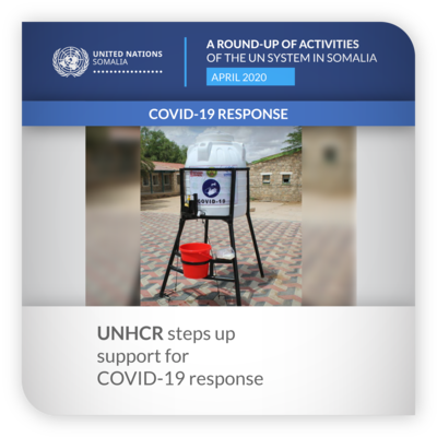ROUNDUP UNHCR APRIL