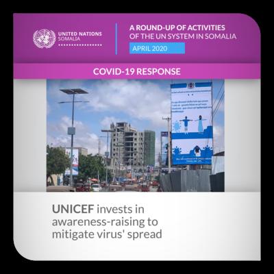 ROUNDUP UNICEF APRIL 2020