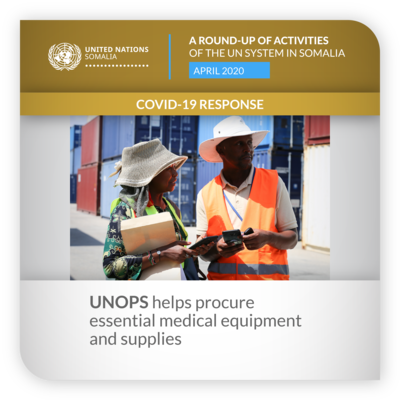 ROUNDUP UNOPS APRIL 2020