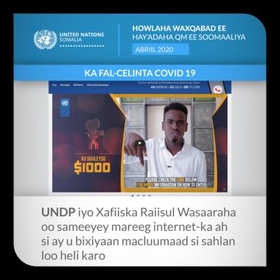 ROUNDUP UNDP APRIL 2020
