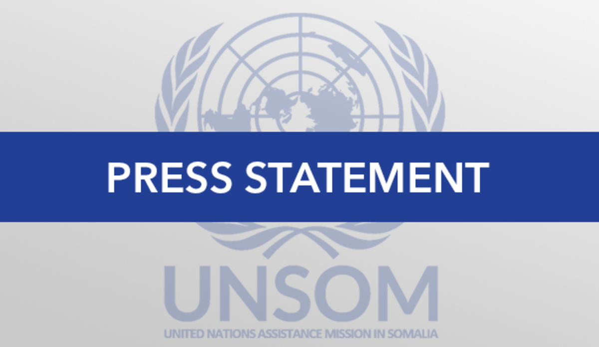 SRSG Keating condemns suicide car bombing of local