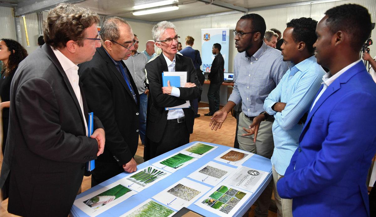 """Résultat de recherche d'images pour """"somalia, projects, government, economy, politic, Somalia, 2018"""""""