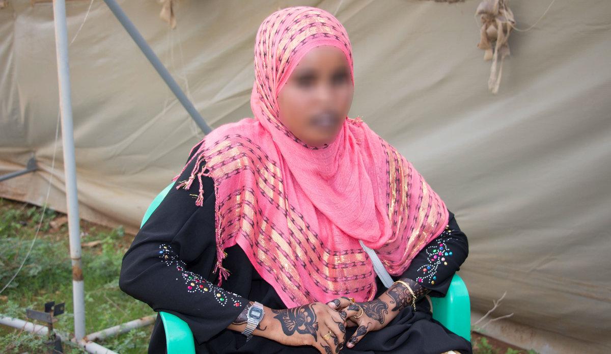 Somali Dhuuqmo Sawiro: Haweeyney Horay Ugu Dagaalantay Al-Shabaab Oo Dumarka Ugu