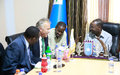 SRSG Keating urges timely conclusion of Lower House elections and respect of women's quota in Galmudug