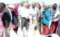 UN envoy Keating visits Hiiraan region, appeals for humanitarian intervention to mitigate devastating drought