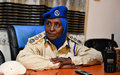 Community service and the rule of law go hand in hand: Colonel Faduma Mohamed