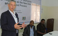 UNSOM trains Puntland journalists on safety, ethics, State-Building and Political Process