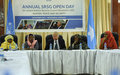 SRSG Keating hosts Open Day on women, peace and security
