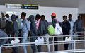 """Finally, I have been freed"" – 150 Somali migrants return home after detention in Libya"