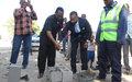 Dhismaha xarun lugu dhaqanceliyo dableydii hore ee Al-Shabaab oo Kismaayo ka billowday