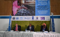 International conference on illegal charcoal trade opens in Mogadishu