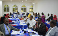 Somalia's state-level electoral bodies briefed on procedures of 2016 electoral process