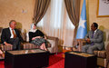Rosemary DiCarlo meets President Farmaajo on first field trip as UN Under-Secretary-General