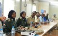 UN Police train Somali Police Force officers on gender-based violence
