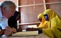 UN envoy encourages Somalia's speedy ratification of treaty on persons with disabilities