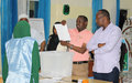 Five more elected to the House of the People in the latest round of voting in Baidoa and Jowhar