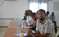 UN helps train Galmudug State Assembly legislators to better serve constituents