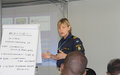 UNSOM hosts workshop on Somalia's  New Policing Model