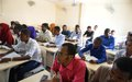 University students exchange views on Somalia's 2016 electoral process