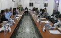 Somali intelligence agency officials set up harmonized screening criteria for former al-Shabaab combatants