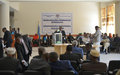 Somalia's Upper House elects speaker and deputy speakers