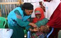 Measles vaccination campaign launched in Somalia