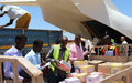 UN and Somali federal authorities collaborate to airlift doctors and medical supplies to Somalia's drought-stricken South West state