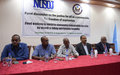 Journalists in Somalia appeal for protection against violent crimes