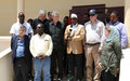Emergency Directors visit Baidoa and Kismaayo to assess humanitarian needs of drought victims
