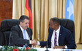 Germany pledges to donate another 70 million euros to Somalia