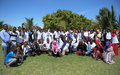 Somali journalists mark World Press Freedom Day