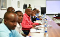 NISA convenes second workshop on screening disengaged al-Shabaab combatants in Mogadishu