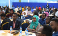 Young Somalis turn out in large numbers to mark International Youth Day