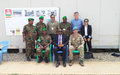 UN Deputy Special Representative holds security discussions with Somalia's South West State officials