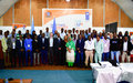 Young innovators meet in quest to find social, economic solutions for Somalia