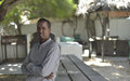 Human rights activist acts in support of victims of sexual violence in Somalia