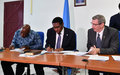 Federal Government and UN unveil support programme for Somalia's New Policing Model