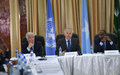 Somalia and international partners discuss progress on Comprehensive Approach to Security