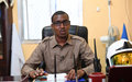 Abdiqani: driven by a vocation to answer calls of distress in Mogadishu