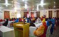In regional fora, Somali women forge united path on enhanced role in peace and reconciliation efforts