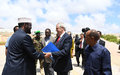 In Kismayo on first regional visit, UN envoy encourages Somalis to solve problems together