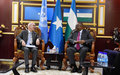 In Garowe on first regional visit, UN envoy affirms support to development and reconciliation efforts