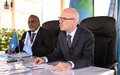 SRSG James Swan's Statement at the Press stake-out in Jowhar, Hirshabelle