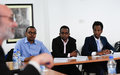 Key role of Somali youth in peace efforts highlighted in meeting with head of UN peacebuilding