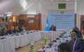 Somali Government and International Partners Meet to Improve Security and Rule of Law