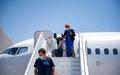 New UN Deputy Special Representative for Somalia arrives in Mogadishu