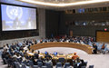 UN envoy Keating briefs the Security Council on the situation of Somalia on 13 September 2018