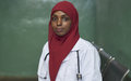 Women's health champion advocates for quality reproductive health services in Somalia